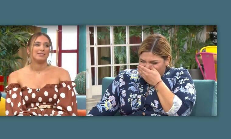 Χαμός στο Πάμε Δανάη! Ψυχράμη σε Μπάρκα:«Με έχεις κάνει ρεζίλι, σταμάτα το»