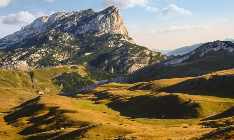 Είδες στο όνειρό σου βουνό;