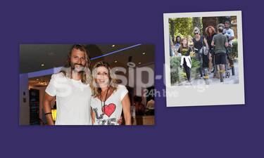 Λάσπα - Νικολόπουλος: Είδαμε τις κόρες τους και δεν πιστεύαμε το πόσο μεγάλωσαν