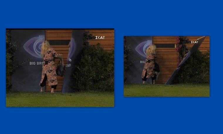 Big Brother: Έκρηξη από την Άννα Μαρία - Ξήλωνε την πόρτα και ούρλιαζε να φύγει