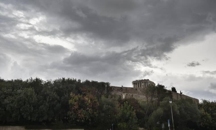 Καιρός: Πλησιάζει προς την Αττική η «Κίρκη» - Πού έπεσε περισσότερη βροχή