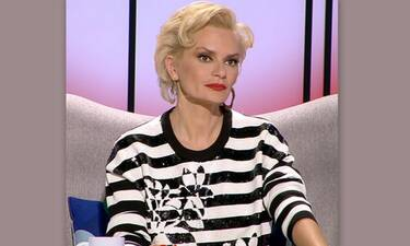 My Style Rocks: Έξαλλη η Χριστοπούλου: «Την «έθαψες» σήμερα και λυπάμαι πολύ»