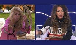 Big Brother: Έξαλλη η Ραμόνα με την Αννα Μαρία: «Τέλος, δεν ασχολούμαι άλλο με αυτήν»