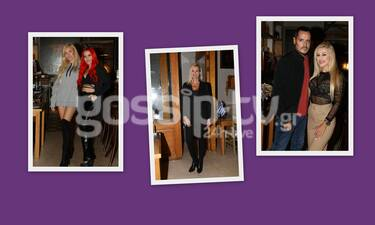 Οι celebrities βγήκαν και γιόρτασαν 28η Οκτωβρίου! Δες τις φωτογραφίες