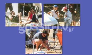 Γέμισαν celebrities οι Σπέτσες! Τα γυρίσματα του «Τhe Lost Daughter» ξεκίνησαν!
