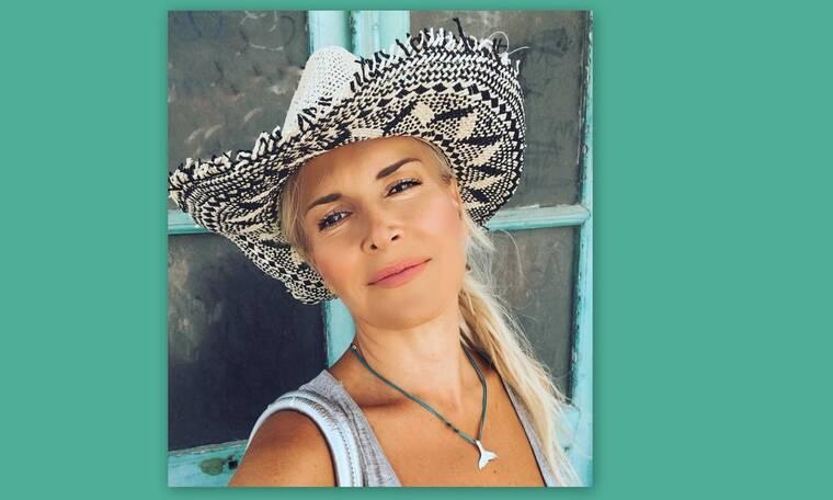 Μαρία Ανδρούτσου: Η νέα της φωτό στην παραλία και οι κοιλιακοί... φέτες!