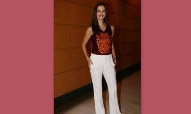 Κατερίνα Λέχου: Δείτε την άβαφη στα 53 της χρόνια και θα τα χάσετε!