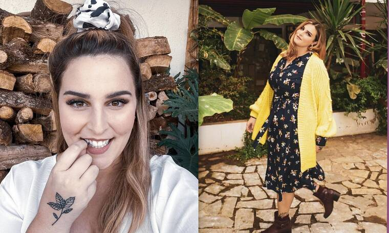 Εβελίνα Νικόλιζα: «Δεν θα κλειστώ σε μια τρύπα μέχρι να χάσω τα κιλά»