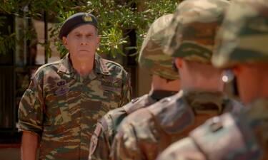 """""""Στον στρατό είχα νεοσύλλεκτο τον Μπέζο, τώρα είμαι ταξίαρχός του στη σειρά"""""""