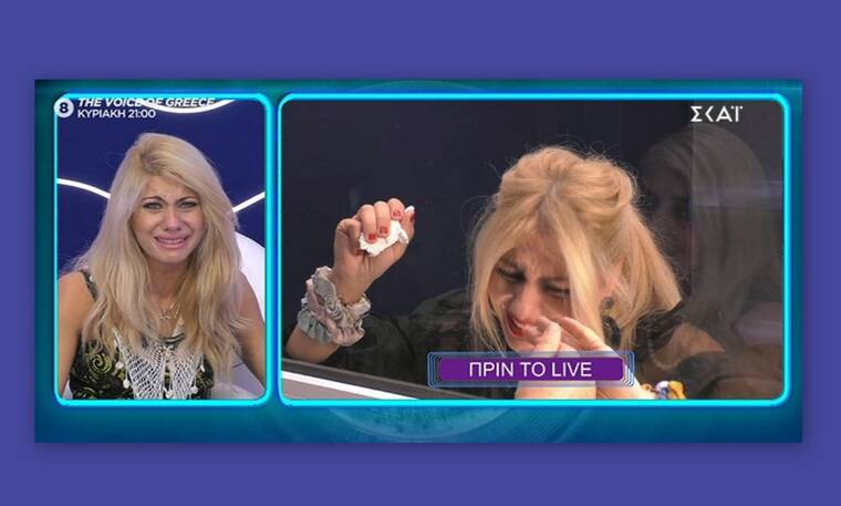 Big Brother: «Λύγισε» η Άννα Μαρία - Πλάνταξε στο κλάμα! (Pics-Vid)