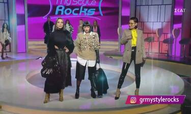 My style rocks: Ανατροπή! Δείτε ποιος κέρδισε αυτή τη Δευτέρα (2/11)