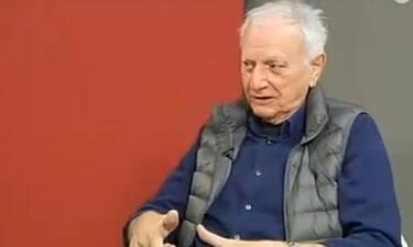 Συγκλονίζει ο Χαρδαβέλλας: «Ήθελα να αποδείξω στον καρκίνο ότι δεν θα με φάει, θα τον φάω εγώ»