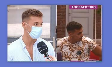 Big Brother: Η αλλαγή του Παναγιώτη μετά την αποχώρηση – Δείτε το πριν και το μετά