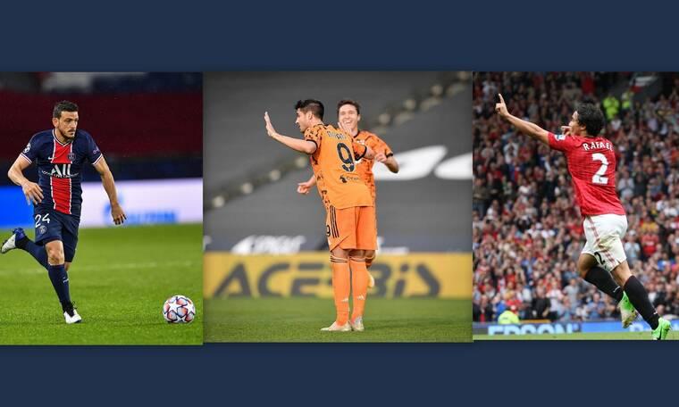 Μάχες για την πρόκριση σε τέσσερις ομίλους του Champions League
