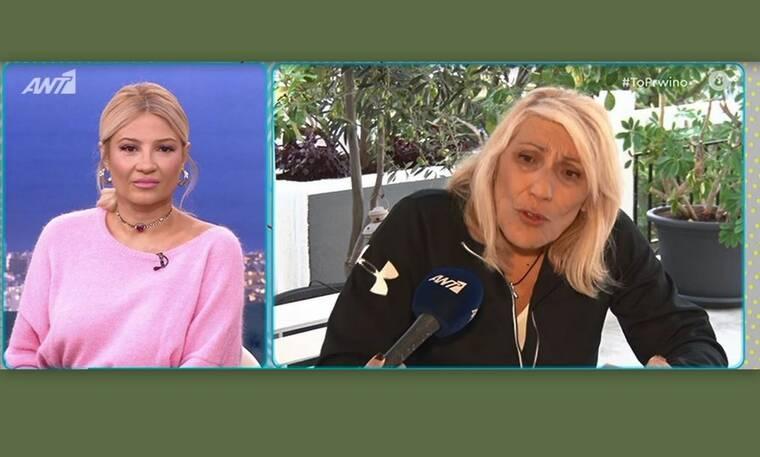 Σκορδά: Αιφνιδίασε τους συνεργάτες της με την απίστευτη on air πρόταση στην Βερούλη