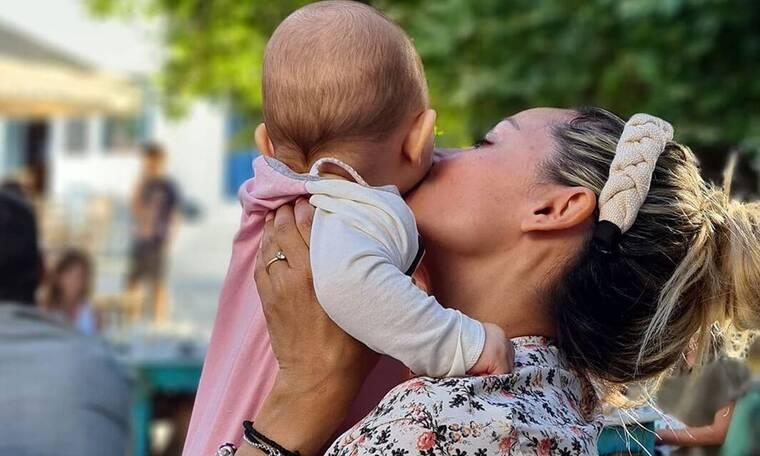 Βασιλική Μιλλούση: Οι αδημοσίευτες φωτό με την κόρη της είναι το κάτι άλλο!