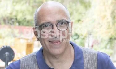 Ο Χάρης Γρηγορόπουλος στο gossip-tv: «Κινδυνεύουμε περισσότερο στο σούπερ μάρκετ παρά στο θέατρο»