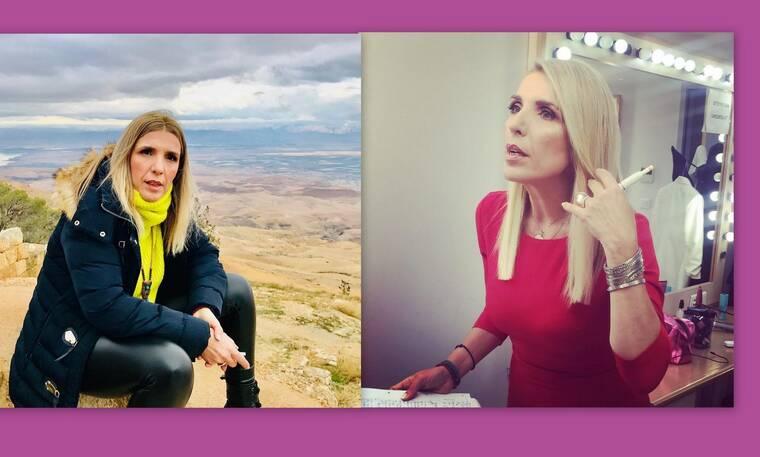 Ρένα Κουβελιώτη: Ραγίζει καρδιές για το πρόβλημα υγείας της