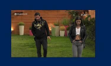 Big Brother: Οργισμένη η Ραΐσα με τους ισχυρισμούς του Γρηγόρη - Ξέσπασε καυγάς