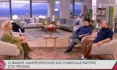 Λαμπρόπουλος – Ράπτης: Δεν φαντάζεστε τι δουλειά έκαναν πριν την τηλεόραση!