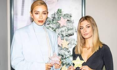 Η Ελένη Φουρέιρα και η Μελίνα εγκαινίασαν τη νέα σεζόν για το Αστέρι της Ευχής