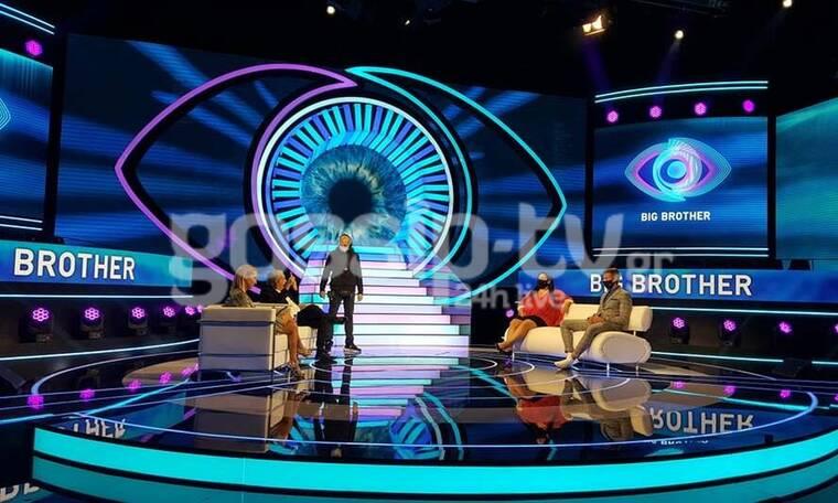 Big Brother: Το gossip-tv στο live - Tο άδειο στούντιο και τα μέτρα προστασίας (Photos)