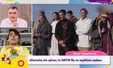 GNTM: Κάτια Ταραμπάνκο: Ποιον παίκτη ή παίκτρια θέλει νικητή φέτος; (vid)