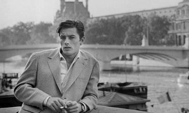 Αλέν Ντελόν: Ο πιο όμορφος ηθοποιός έγινε 85 ετών! Δείτε πώς είναι σήμερα