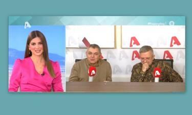 Τάκης Χατζής: Απάντησε on air στα επικριτικά σχόλια των Μπάρκα – Καβατζίκη!