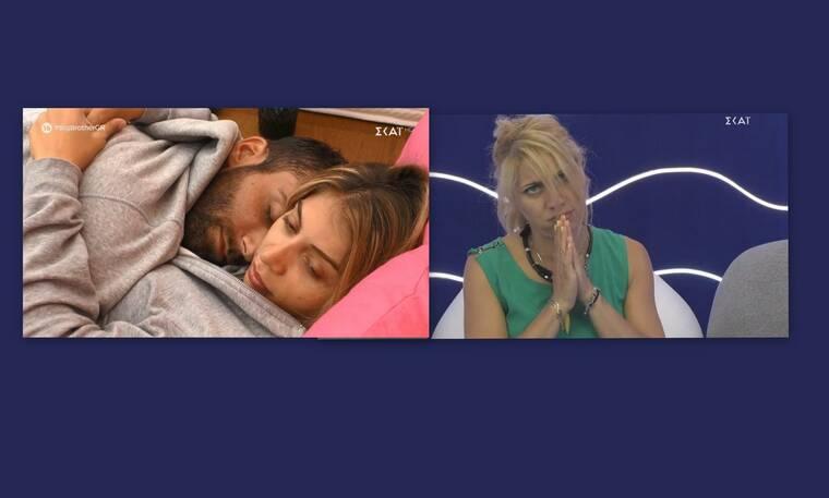 Big Brother Spoiler: Η ποινή στην Άννα Μαρία και το νέο «καυτό» φιλί της Σοφίας στον Κεχαγιά
