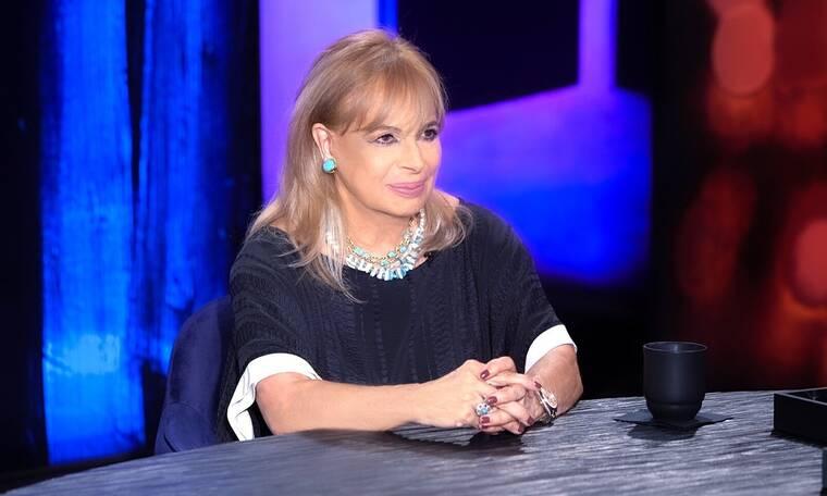 Προσωπικά: Η Άννα Φόνσου στην εκπομπή της  Έλενας Κατρίτση