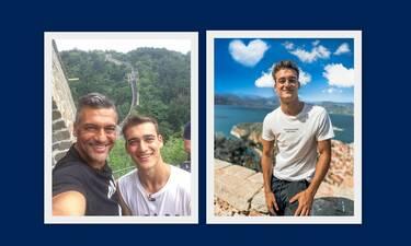 Στέλιος Κρητικός: Ο γιος του έγινε 20 ετών με video - viral στα social media!