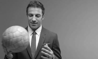 Ο πιο γοητευτικός ποδοσφαιριστής που έβγαλε ποτέ η Ιταλία