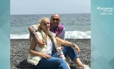 Η Έλενα Ασημακοπούλου συγκινεί! Οι δύσκολες στιγμές με τον Μπρούνο Τσιρίλο
