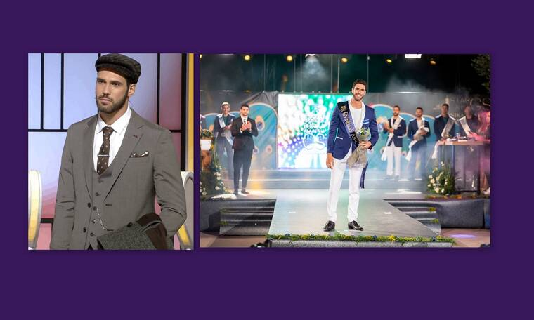 My Style Rocks: Ο νέος παίκτης πήρε τον τίτλο του πιο όμορφου Έλληνα για το 2020