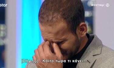 GNTM: Σε κακή ψυχολογική κατάσταση ο Παναγιώτης! Ξέσπασε πάλι σε κλάματα!