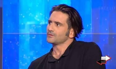Οδυσσέας Παπασπηλιόπουλος: «Δεν θα έπαιζα με τον Σεφερλή» (Video)