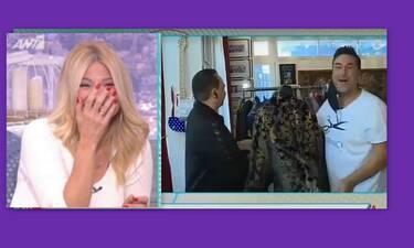 Σκορδά: Επική γκάφα! Ρώτησε τον Πανταζή αν μιλά με τον Gianni Versace