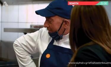 Εφιάλτης στην κουζίνα: Ένα μεγάλο μπάχαλο και αψιμαχίες δίχως τέλος