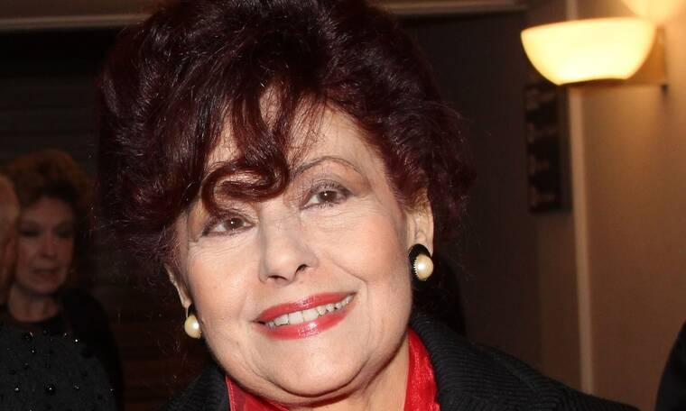 Ελένη Ανουσάκη: «Η μητέρα μου ήρθε αντιμέτωπη με την θανατική ποινή»