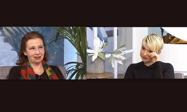 Δάκρυσε η Νάντια Κοντογεώργη με την εξομολόγηση της Αλεξάνδρας Παντελάκη