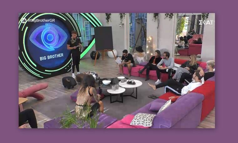 Big Brother: Η τελευταία ψηφοφορία πριν την τελική δεκάδα-Ποιοι είναι υποψήφιοι;