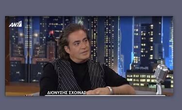Συγκλονίζει ο Σχοινάς για την ένοπλη ληστεία στο σπίτι του - Τι αποκαλύπτει πρώτη φορά