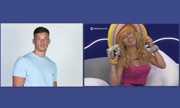 Big Brother: Το βίντεο του Παναγιώτη αποκάλυψε το πραγματικό πρόσωπο της Άννας Μαρίας