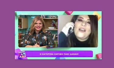 Κατερίνα Ζαρίφη: Έκανε νέο τεστ κορονοϊού και αποκάλυψε εάν επιστρέψει στο J2US