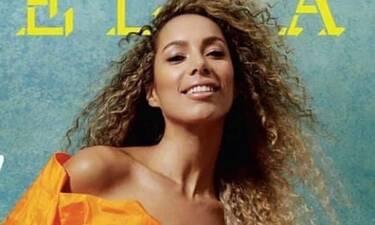 Leona Lewis: Φωτογραφίζεται με Celia Kritharioti στο εξώφυλλο κορυφαίου περιοδικού μόδας!