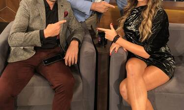 The 2Night Show: Ζευγάρι της showbiz κάνει απόψε κοινή εμφάνιση στην εκπομπή
