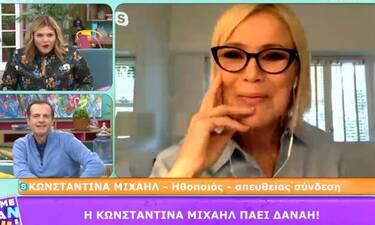 Κωνσταντίνα Μιχαήλ: Τo GNTM και το μπαλέτο στο σπίτι!