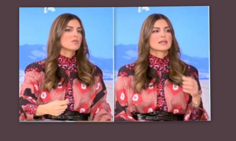 Η Τσιμτσιλή περιγράφει on air τη στιγμή που παραλίγο να πνιγεί η μεγάλη κόρη της
