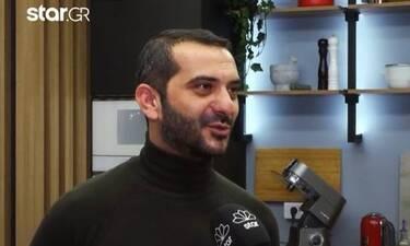 Λεωνίδας Κουτσόπουλος: Όλα όσα αποκάλυψε για το Master Chef 5! Πότε ξεκινάει;